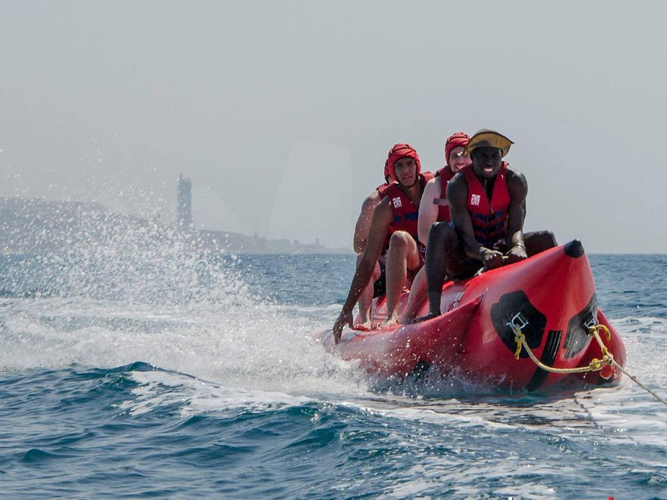 bannana boat malaga